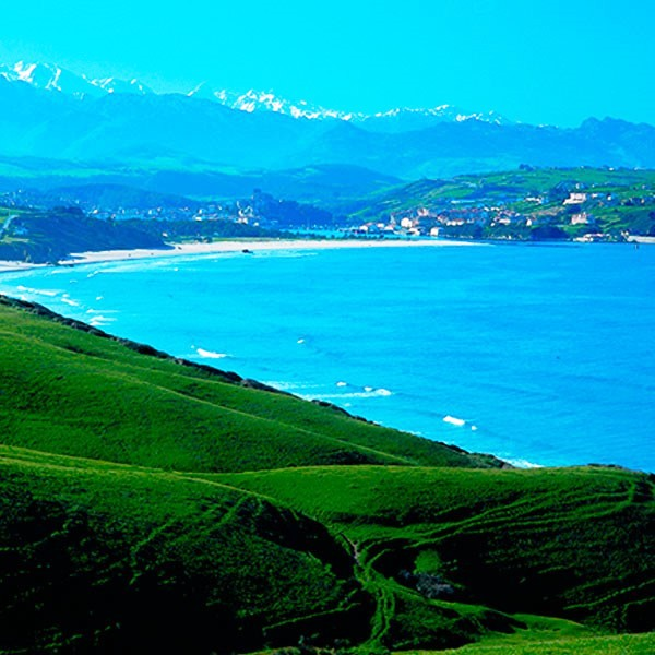 Cantabria Occidental - Santillana y San Vicente